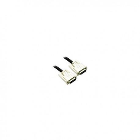 CablesToGo 1m DVI-I M/M Dual Link Cable