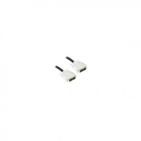 CablesToGo 1m DVI-I M/M Single Link Digital/Analogue Video Cable