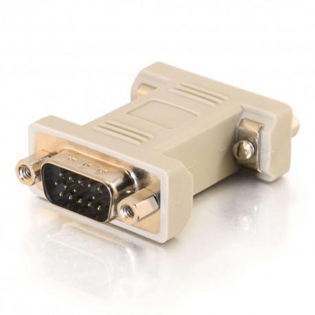 CablesToGo HD15 VGA M/F Port Saver Adapter
