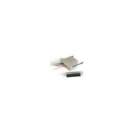 CablesToGo RJ45/DB25F Modular Adapter