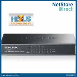 Tp-Link TL-SG1008P 8-Port Gigabit PoE Switch with 4-Port PoE