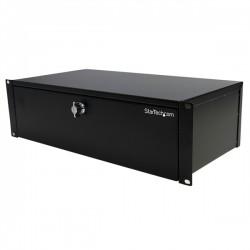 StarTech.com 3U 9in Deep Rackmount Locking Storage Drawer