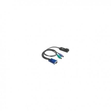 HP KVM interface adaptor PS/2-CAT5 Qty 1 WW