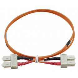 SC - SC Duplex Fibre Patch Cables