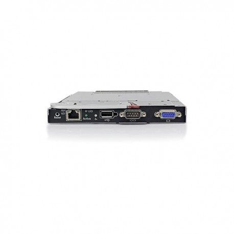 HP BLc7000 Onboard Administrator with KVM Option