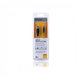Belkin F3U155CP3M USB cable