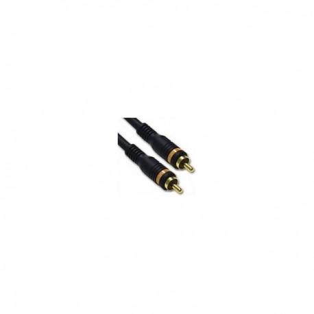 CablesToGo 3m Velocity Digital Audio Coax Cable
