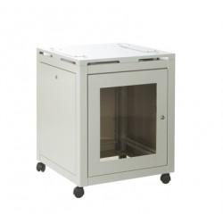 18u 600mm (w) x 600mm (d) Floor Standing Data Cabinet