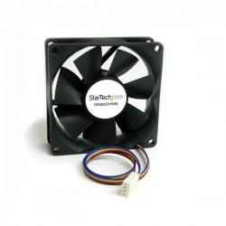 StarTech.com 80x25mm Computer Case Fan with PWM – Pulse Width Modulation Connector