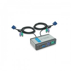 D-Link KVM Switches