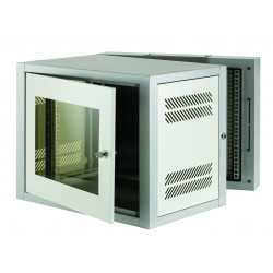 2 Part Wall Mounted Data Cabinets