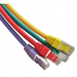 Cat6a RJ45 Patch Leads