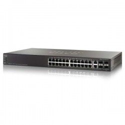 Cisco SMB 500 Stackable Gigabit Switches