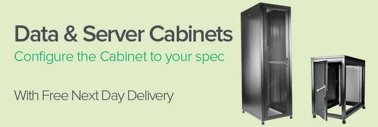 Data and server cabinets