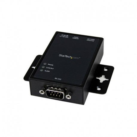 1 Port RS232 Serial to IP Ethernet Converter / Device Server - Aluminum