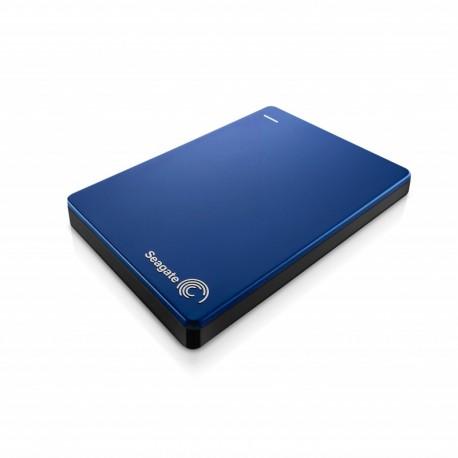 Seagate Backup Plus Slim Portable Drive 1TB, Blue