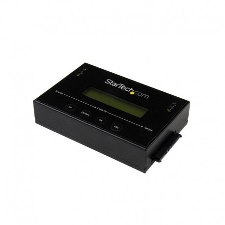 "Standalone 2.5 / 3.5"" SATA Hard Drive Duplicator and Eraser w/ High Duplication Speed up to 14GBpm"