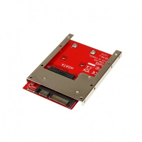 mSATA SSD to 2.5in SATA Adapter Converter
