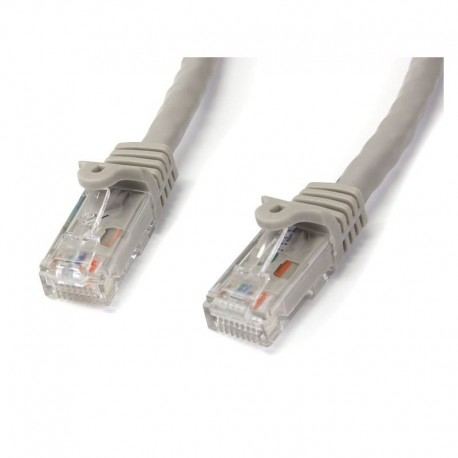 3m Gray Gigabit Snagless RJ45 UTP Cat6 Patch Cable - 3 m Patch Cord