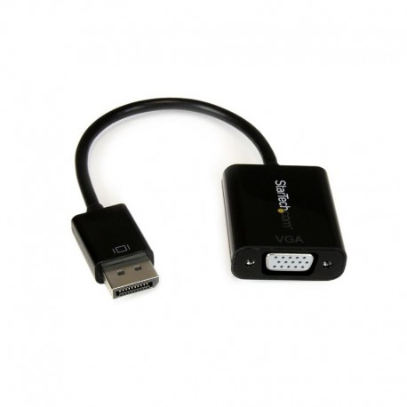 DisplayPort™ 1.2 to VGA Adapter Converter – DP to VGA – 1920x1200