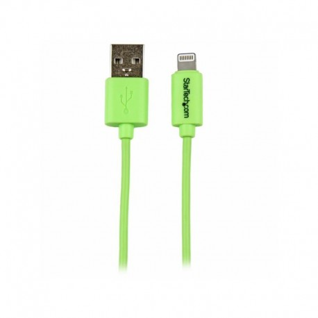 1m (3ft) Green Apple® 8-pin Lightning Connector to USB Cable for iPhone / iPod / iPad