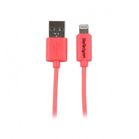 1m (3ft) Pink Apple® 8-pin Lightning Connector to USB Cable for iPhone / iPod / iPad