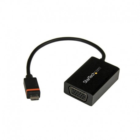 SlimPort® / MyDP to VGA Video Converter – Micro USB to VGA Adapter for HP ChromeBook 11 – 1080p