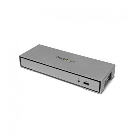 Thunderbolt 2 Docking Station - 4K HDMI or mDP and USB Fast-Charge, Digital Audio, eSATA, and Thunderbolt Cable
