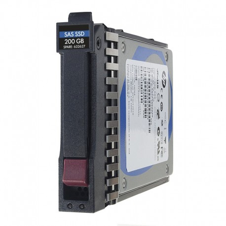 HP MSA 1.6TB 6G ME SAS 2.5in Enterprise Mainstream 3yr Wty Solid State Drive