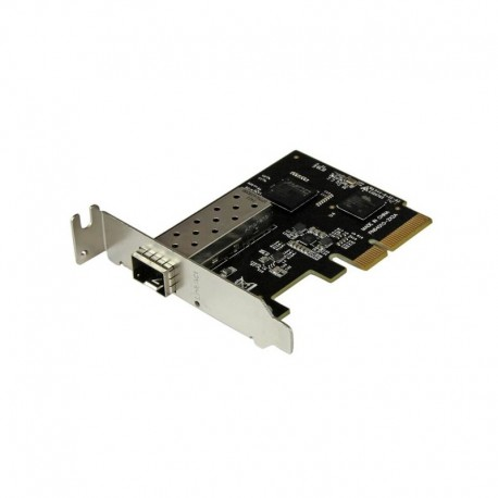 PCI Express 10 Gigabit Ethernet Fiber Network Card w/ Open SFP+ - PCIe x4 10Gb NIC SFP+ Adapter