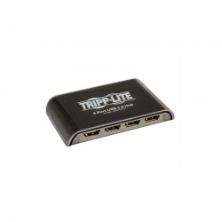 Tripp Lite 4-Port USB 2.0 Hi-Speed Hub with Data Transfers up to 480 Mbps
