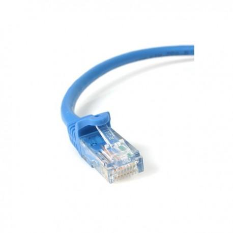 StarTech.com 10 ft Blue Snagless Cat5e (350 MHz) UTP Patch Cable