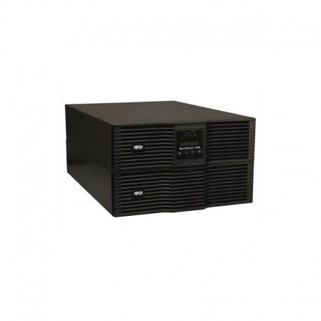 Tripp Lite SmartOnline 200-240V 8kVA 7.2kW On-Line Double-Conversion UPS, Extended Run, SNMP, Webcard, 6U Rack/Tower, Bypass Swi