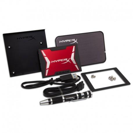 Kingston Technology HyperX SAVAGE SSD 480GB Bundle kit