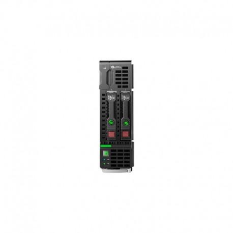 Hewlett Packard Enterprise ProLiant BL460c Gen9 E5-2620v3 1P 32GB-R Server/TV