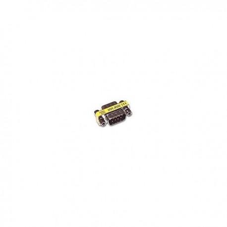 CablesToGo DB9 M/M Mini Changer