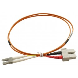 LC - SC Duplex Fibre Patch Cables