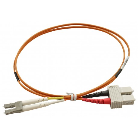 LC - SC Duplex Fibre Patch Cables