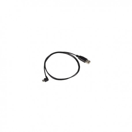 StarTech.com 3 ft USB A to MicroUSB B Cable - Right Angle