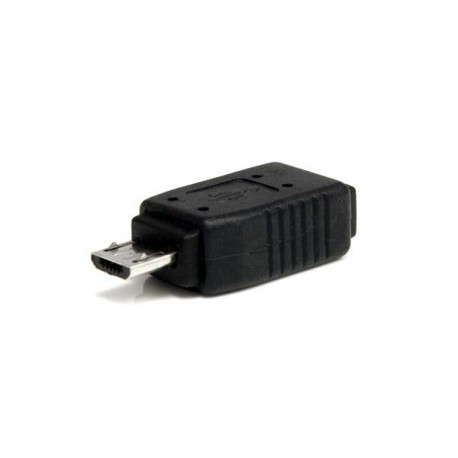 StarTech.com Micro USB to Mini USB 2.0 Adapter M/F