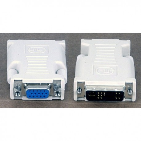 Avocent Male DVI-I - Female HD15 VGA video adapter