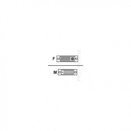 Avocent Dual link DVI-I - DVI-D adapter