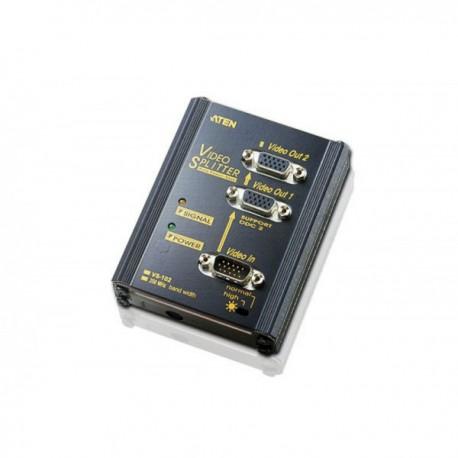 Aten VS102 2-Port Video Splitter