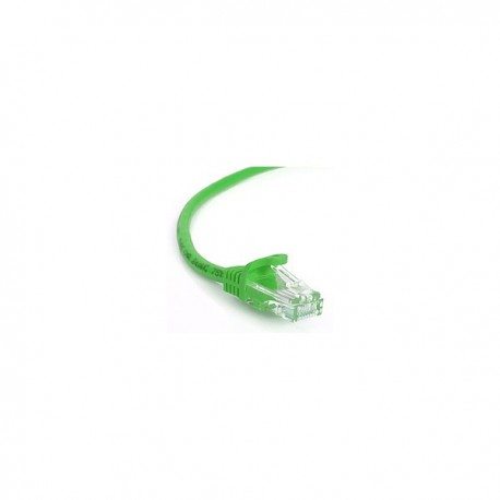 StarTech.com 10 ft Green Snagless Cat5e (350 MHz) UTP Patch Cable