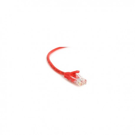StarTech.com 2 ft Red Snagless Cat5e (350 MHz) UTP Patch Cable