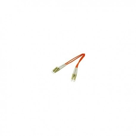 5m LC/LC LSZH Duplex 62.5/125 Multimode Fibre Patch Cable