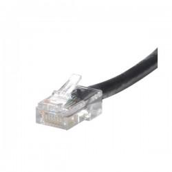 Belkin CAT5e UTP Assembled Patch Cable: Black, 3m