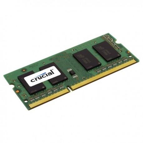 Crucial 4GB DDR3-1066 SO-DIMM CL7