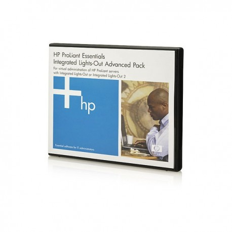 HP iLO Advanced incl 3yr Tech Support and Updates 1 Server Lic
