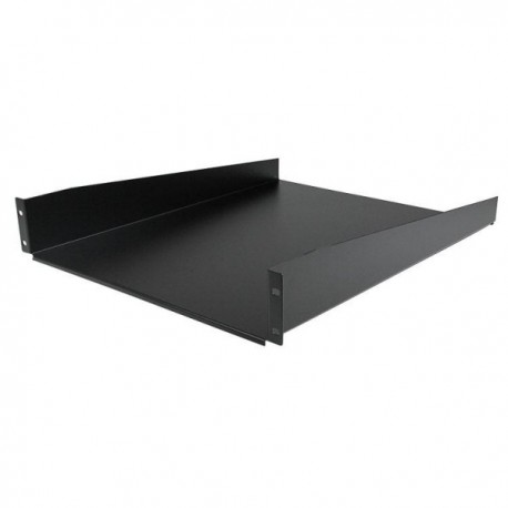 StarTech.com 2U 22in Depth Fixed Rack Mount Shelf
